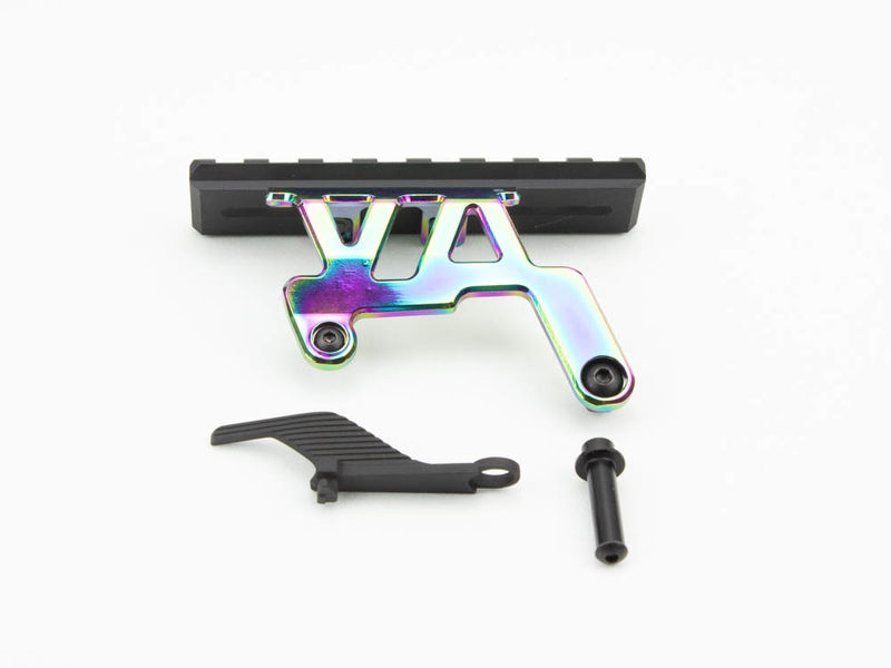 Nine Ball Hi-CAPA Aluminium Mount Base NEO(HEAT GRADATION)
