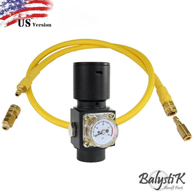 Balystik HPR800C V3 with airline US - Gold