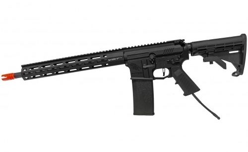 "Wolverine MTW with REAPER M Engine and Standard Stock, 14,5"" Barrel, 13""Rail"