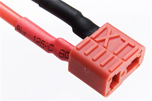 TITAN POWER Battery Lithium Ion 7.4V 3000mah Stick Deans v7  <font color=red> (Not for Belgium, Netherlands)</font>