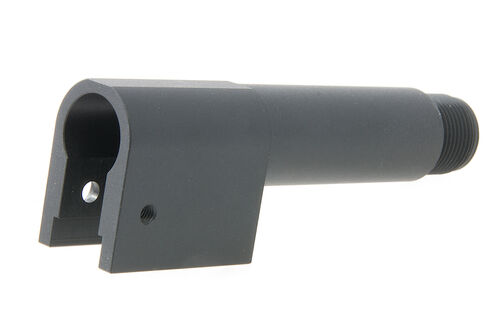 Nine Ball Metal 2 Way Outer Barel for Tokyo Marui Fixed Slide SOCOM MK23 w/SAS 14mm CCW Threaded Muzzle
