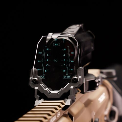 Laylax (L.A.S.) Aegis 'Fighter HUD' Optic Protector (M)