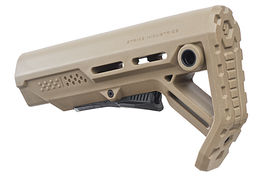 Strike Industries Viper Mod 1 Mil-Spec Carbine Stock for AR GBB Series FDE / Black <font color=red> (Not for Germany)</font>
