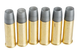 Gun Heaven (Win Gun) Webley 6mm Shell for MK VI Co2 Revolver (6pcs / box)