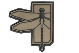 Haley Strategic Dragonfly Olive Drab PVC Patch