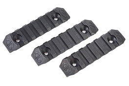Silverback SRS Additional Short Rails (3pcs)