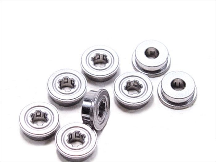 Nine Ball Low Friction Axle Hole Bushing for Tokyo Marui AEP