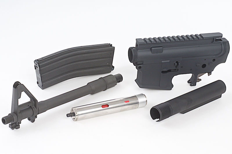 Systema PTW M4-A1 Value Kit 1 (Included Ambidextrouse Gearbox