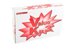 Systema Value Kit 3-1 Regular Gear Box Kit for PTW M4A1 / CQBR (MAX)